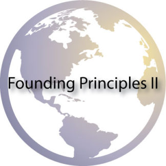 Founding Principles II Recommended Audios